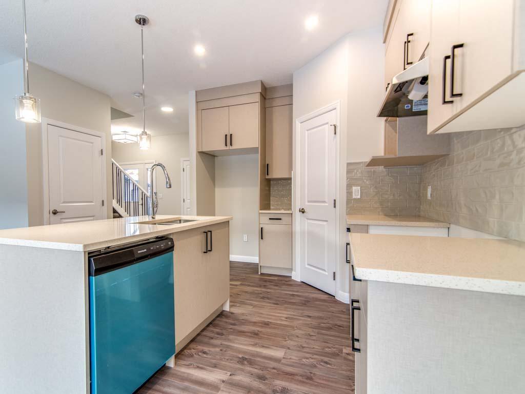 Artistique Homes Interior Image - Kitchen