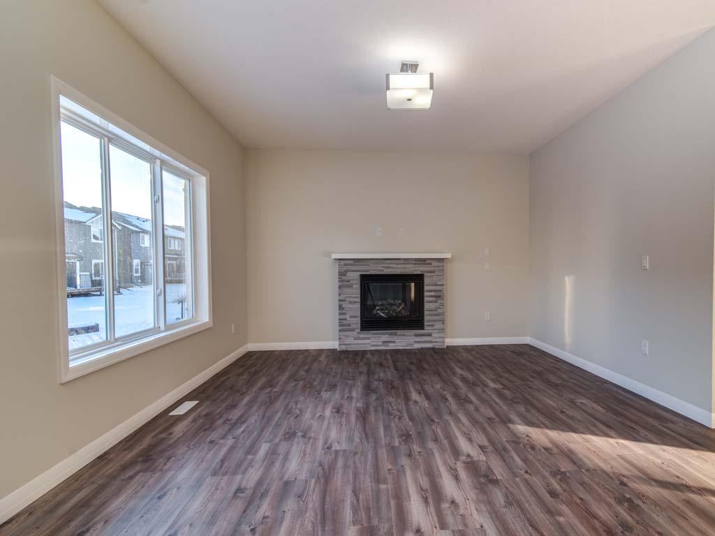 Artistique Homes Interior Image - Fireplace