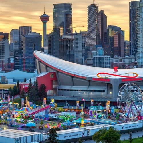 Calgary Alberta Amenities