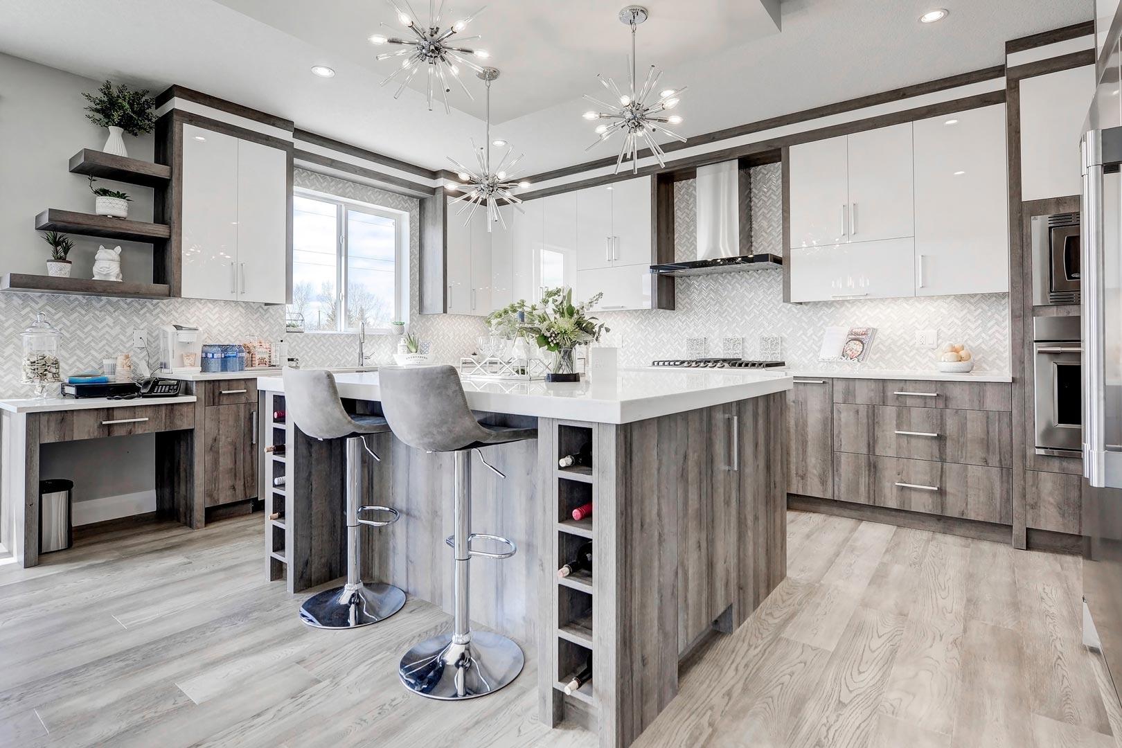 Green Cedar Homes Interior Image - Kitchen