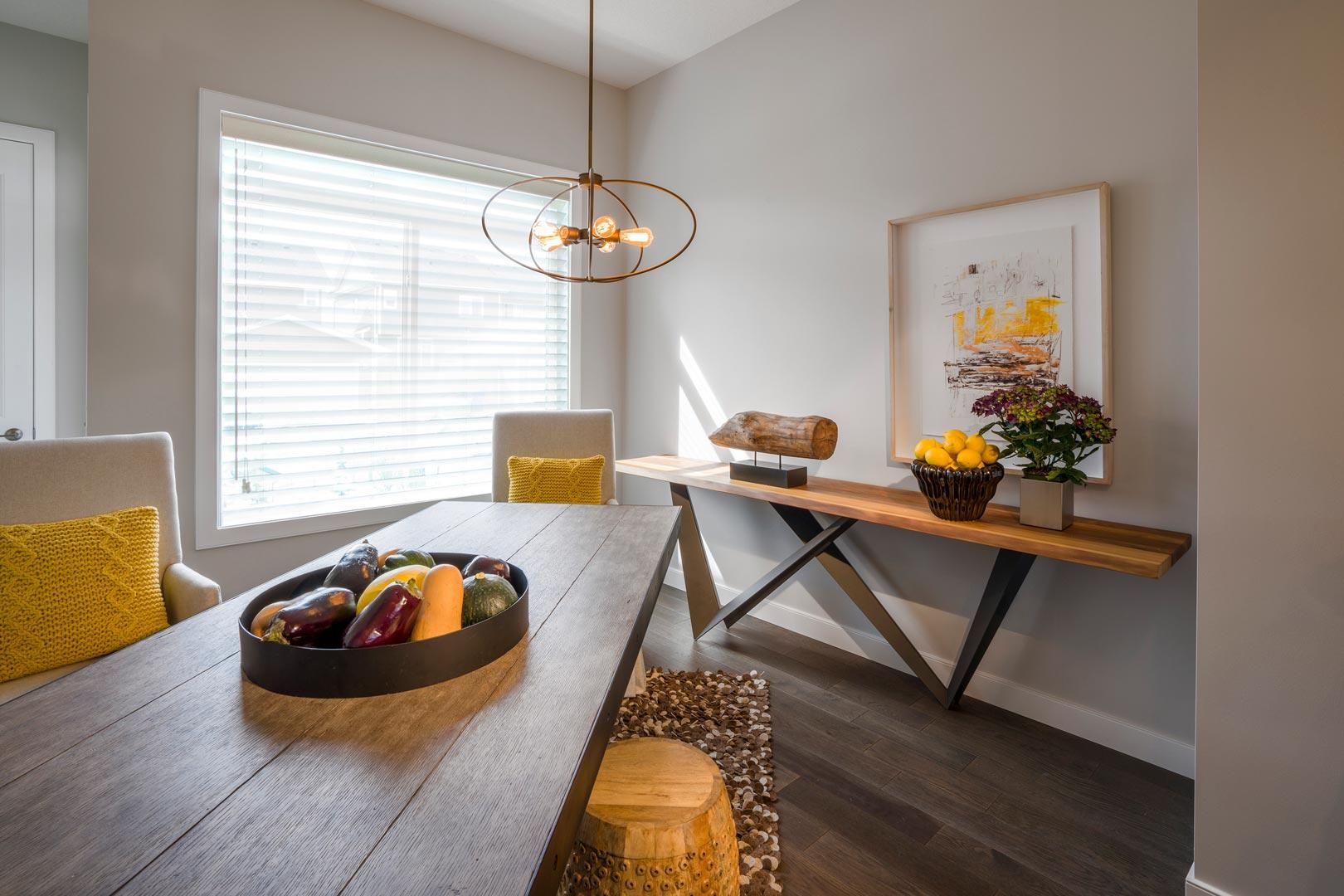 Douglas Homes Interior Image - Dining Room