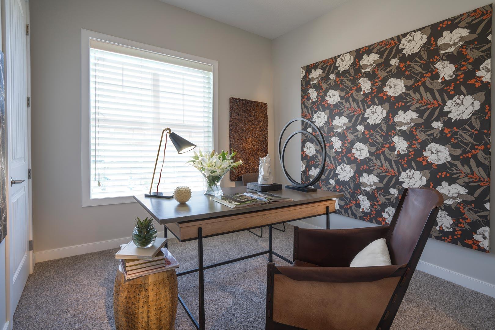 Douglas Homes Interior Image - Home Office