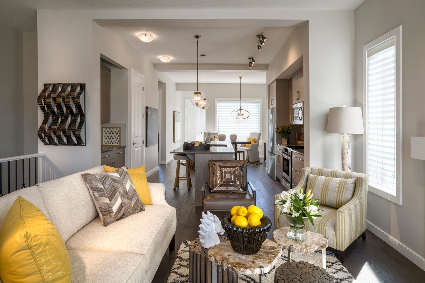 Douglas Homes Interior Image - Living Room