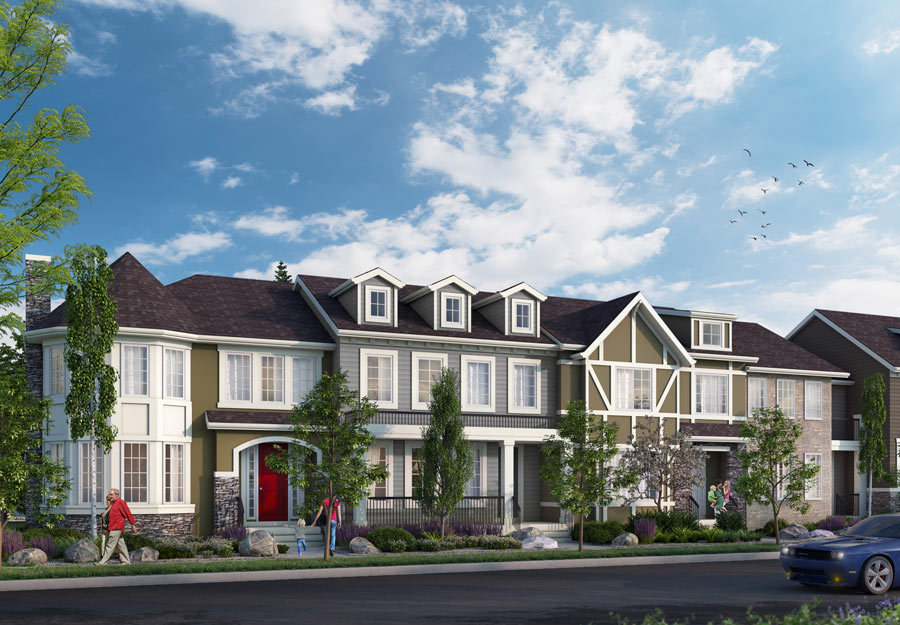 Waterford Community Multi-Family Homes and 5Plex