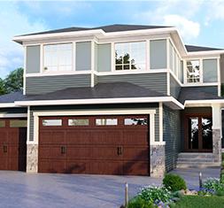 Green Cedar Homes - Waterford Showhome Rendering