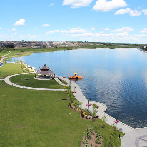 Chestermere Lake, Alberta - Near Waterford